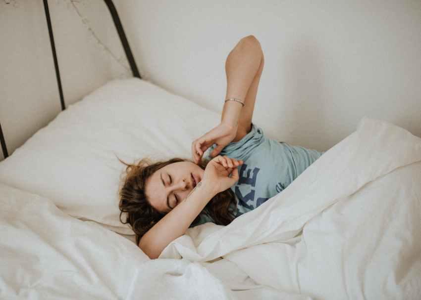 corpul tău le face în timp ce dormi