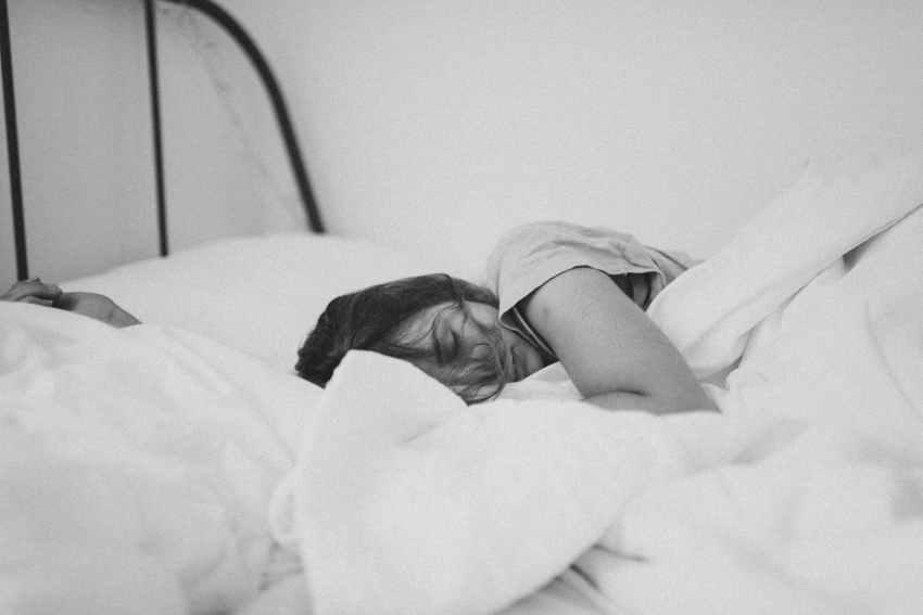 dormim cu sutien
