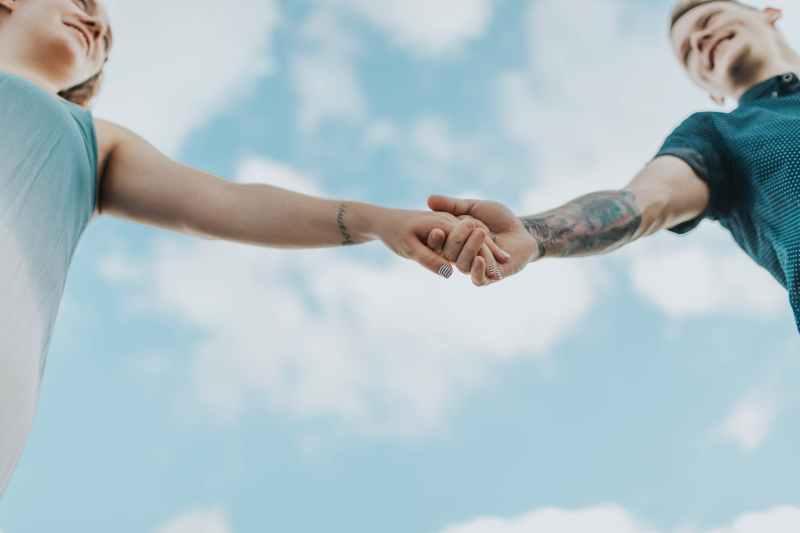 relație reușită la distanță
