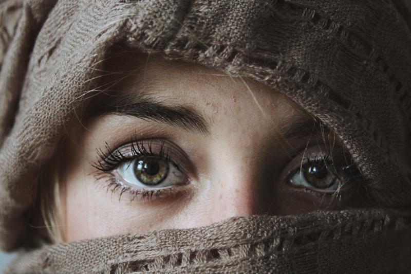 fardului de ochi